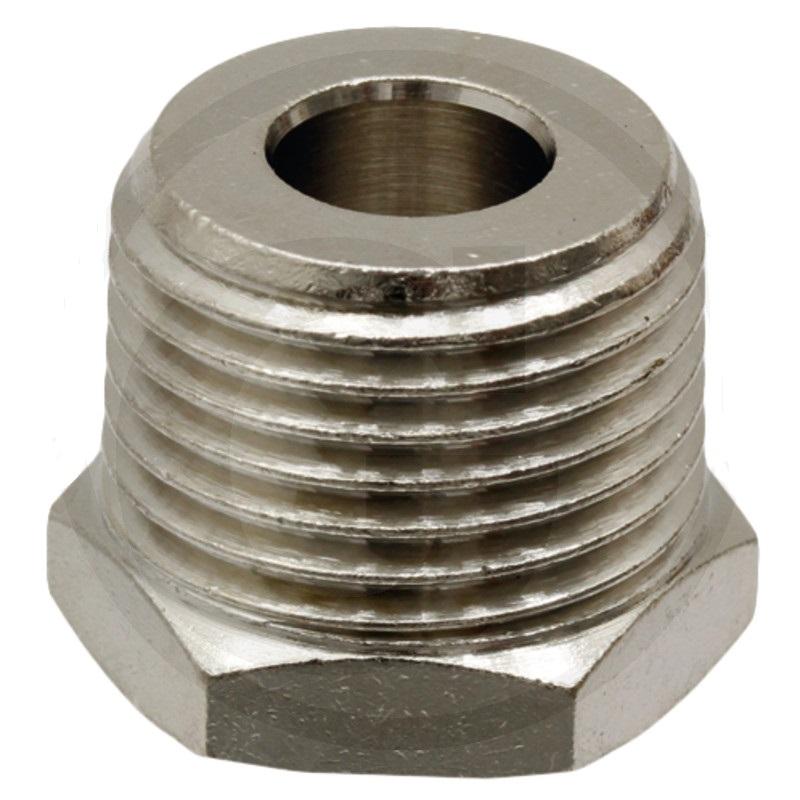 Redukce Braglia z 1/2″ na 1/4″ pro manometry postřikovačů