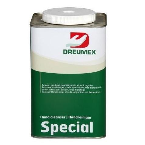 Dreumex Special pasta na mytí rukou bílá 4,2 kg