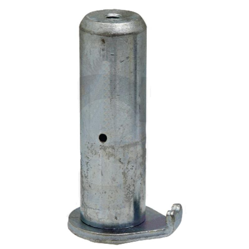 Čep vhodný pro čelní nakladač Quicke délka x průměr 127 x 40 mm