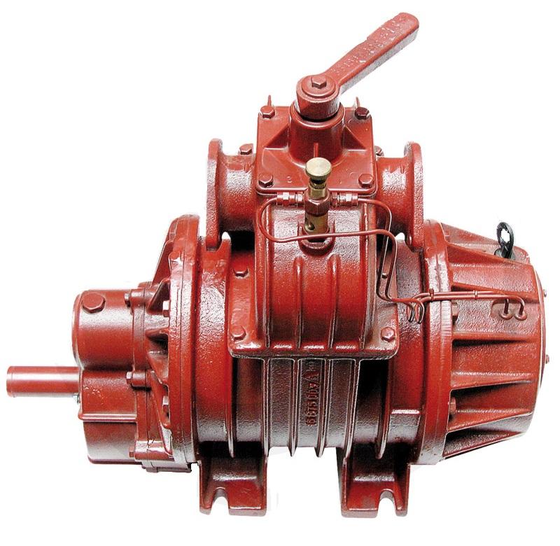 Vývěva na fekál JUROP PNE 12.200, vakuové čerpadlo, kompresor kapacita 12200 l/min