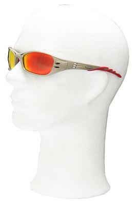 Ochranné brýle Peltor Fuel červené zrcadlové