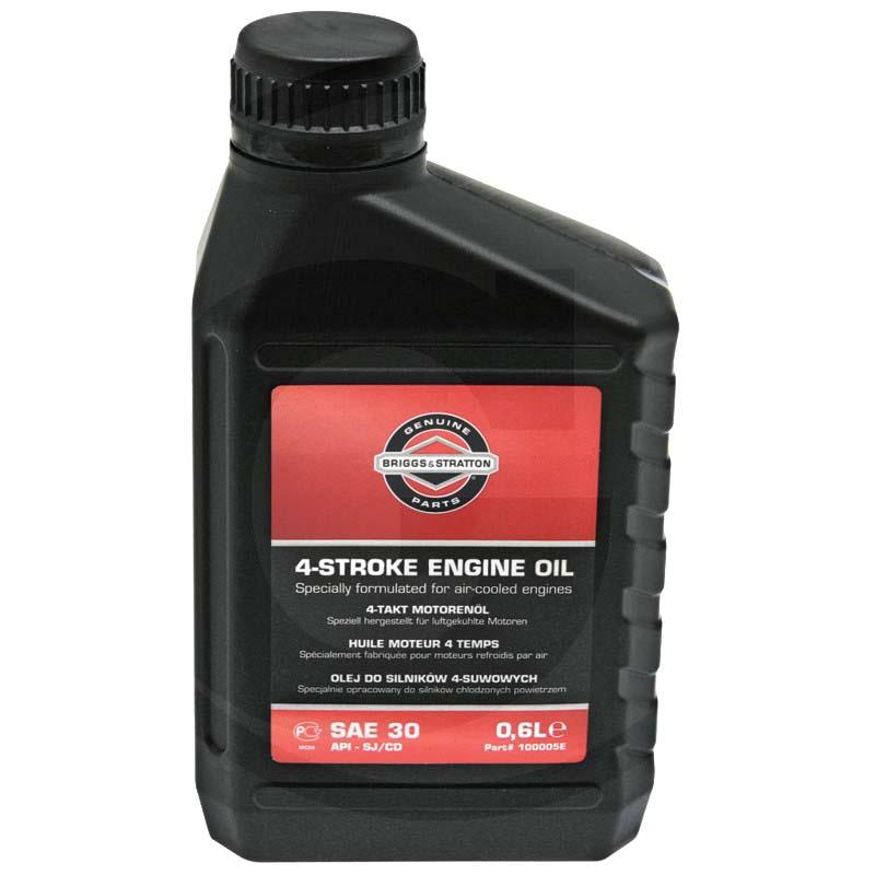 Motorový olej SAE30 Briggs & Stratton pro čtyřtaktní motory