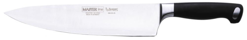 Profesionální kuchařský nůž dranžírovací 26 cm Burgvogel Solingen 6860.951.26.0 ML