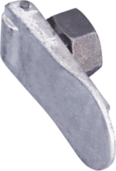 Hlavice s hliníkovým jazykem k napájecímu ventilu FAL pro skot a koně