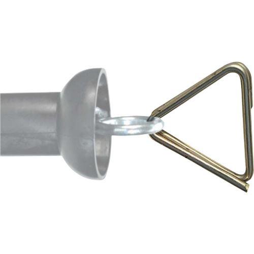 Chapron nerezová redukce na pásku 20 mm pro rukojeť k bráně pro el. ohradník balení 5 ks
