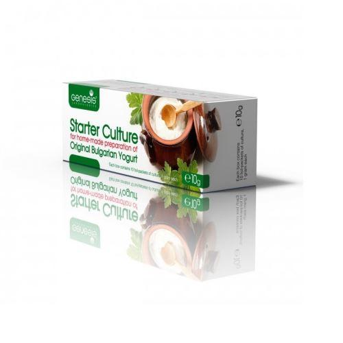Jogurtová kultura Bulharský jogurt 10 sáčků, 1 sáček na 1-5 l mléka