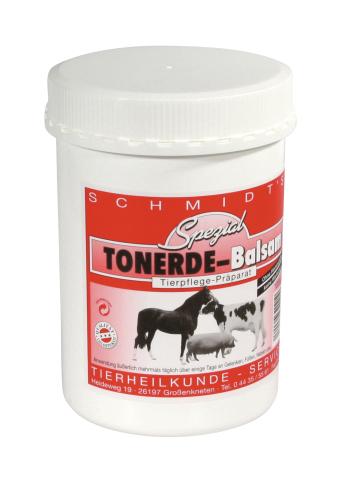 Chladivý balzám pro koně s obsahem jílu Alumina 1 kg