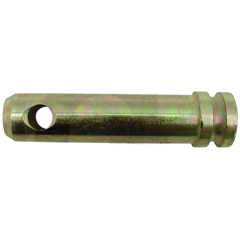 Kolík třetího bodu kat. 2 zajišťovací čep průměr 25 mm délka C=110 mm D=128 mm