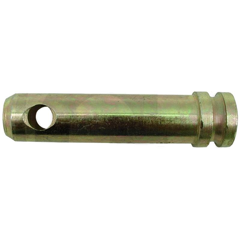 Kolík třetího bodu kat. 2 zajišťovací čep průměr 28 mm délka C=105 mm D=120 mm
