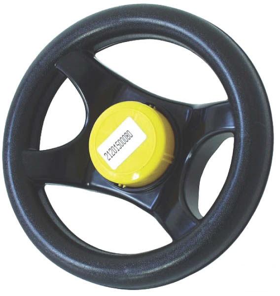 Rolly Toys – volant k traktorům RollyKid s houkačkou