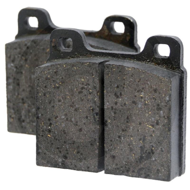 Sada 2 ks brzdových destiček pro nožní brzdu vhodná pro Deutz-Fahr 77 x 19 x 70 mm