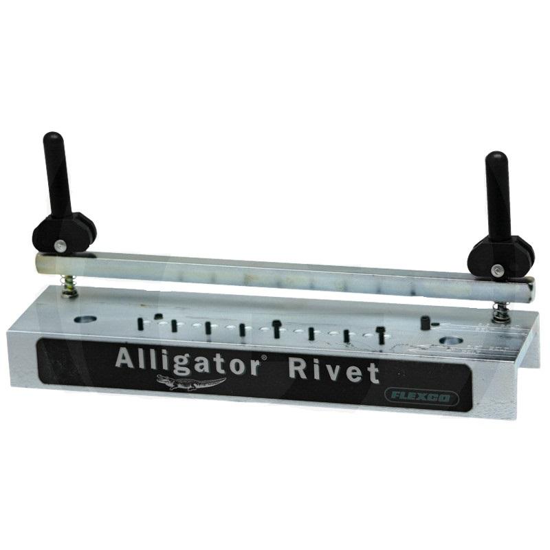 Nářadí Alligator Rivet pro šíři pásu 250 mm