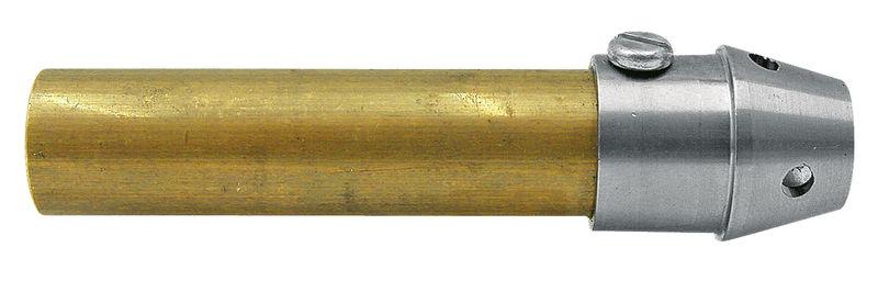 Náhradní vypalovací hrot k odrohovači pro telata Eider průměr 17 mm