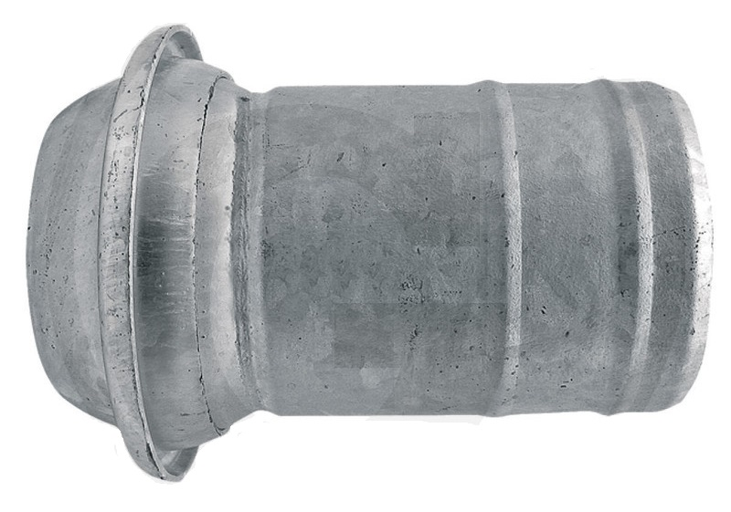 """Berselli Ital díl samec 5"""" A=133 mm spojky pro fekální vozy s hadicovým nátrubkem"""