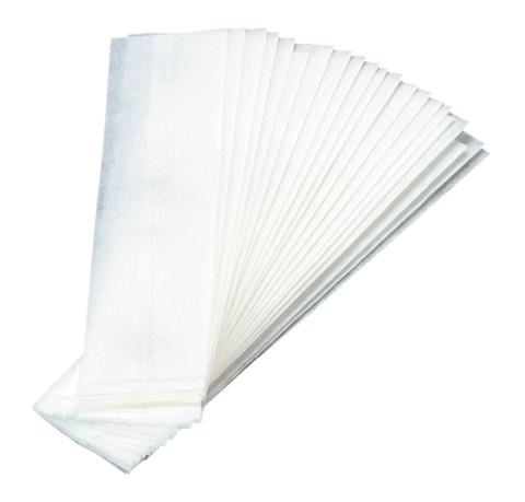 Filtrační hadice na mléko 455x75 mm 200 ks gramáž 75 g/m2