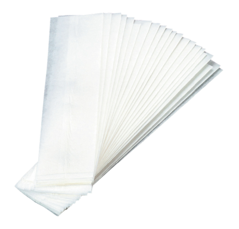 Filtrační hadice na mléko 820x78 mm 200 ks gramáž 75 g/m2