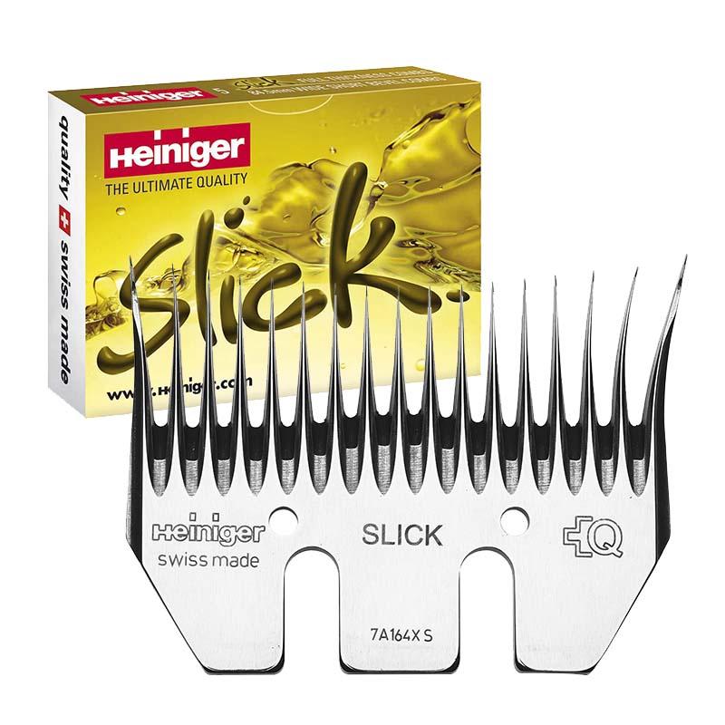 Heiniger SLICK 35/845 spodní nůž na stříhání mohérových koz