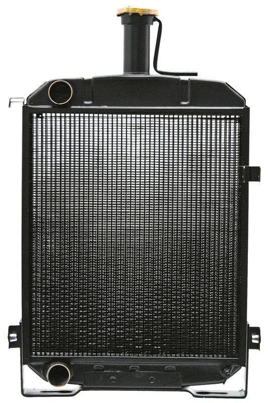 Chladič vhodný pro Steyr výška 540 mm šířka 380 mm