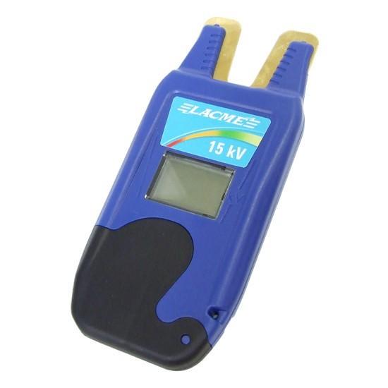 Digitální tester, zkoušečka pro měření napětí v elektrickém ohradníku