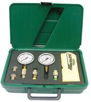 Testovací kufřík se 2 tlakoměry