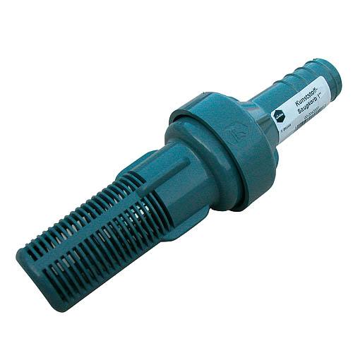 Sací koš se zpětnou klapkou plastový pro pastevní pumpu Lister L3
