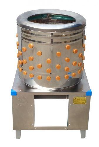 Škubačka drůbeže bubnová BEEKETAL BRM 1600 na kuřata, kachny 142 prstů (1)