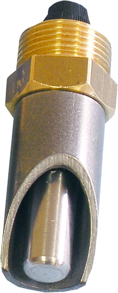"""Napájecí ventil 0401 pro prasnice 3/4"""" s regulací a spořičem"""