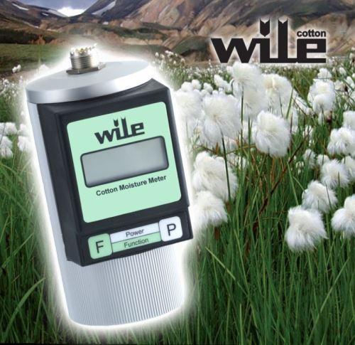 Wile Cotton vlhkoměr pro měření vlhkosti bavlny (1)