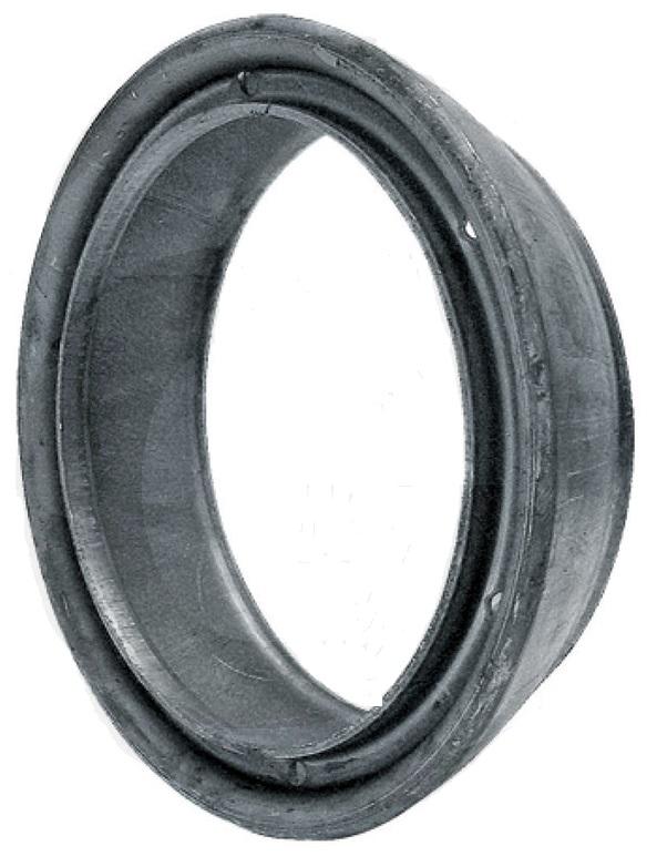 Perrot díl samec 4″ spojky pro fekální vozy krátký černý