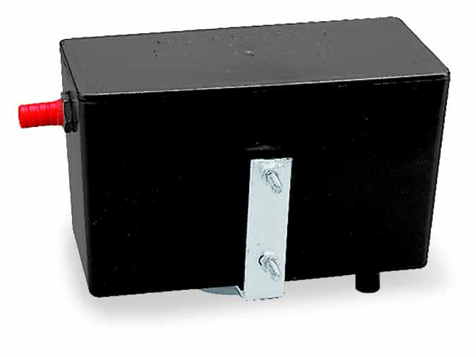 Regulátor tlaku vody pro hadičkové napájecí systémy
