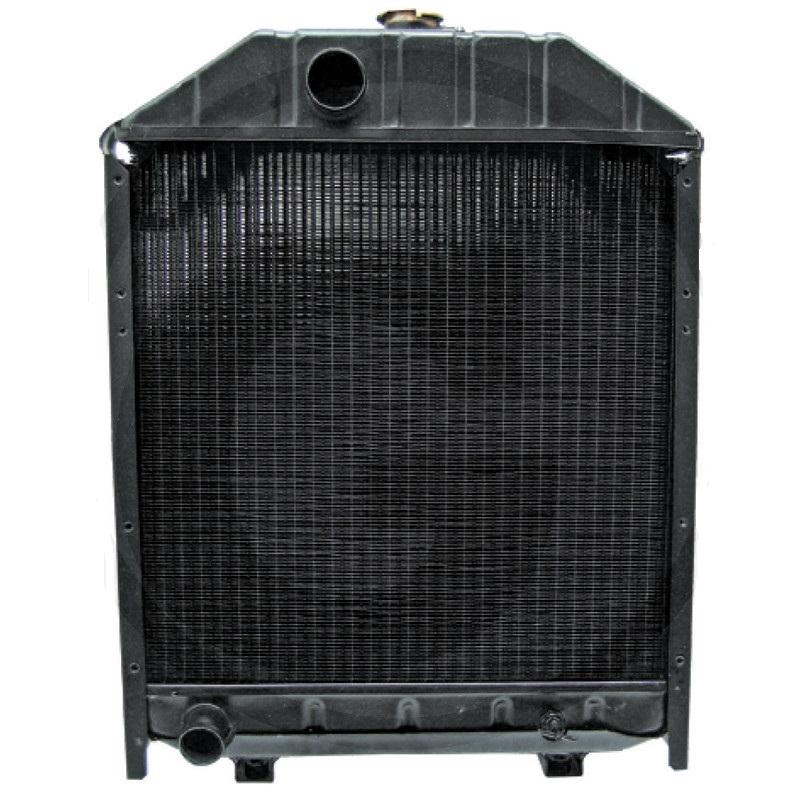 Chladič vhodný pro Landini, Massey Ferguson výška 630 mm šířka 480 mm