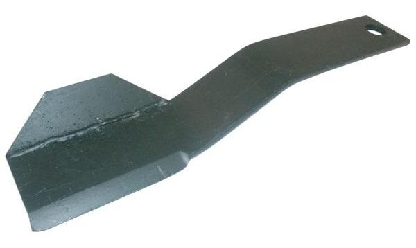Mulčovací nůž 650 pravý vhodný pro mulčovač Spearhead