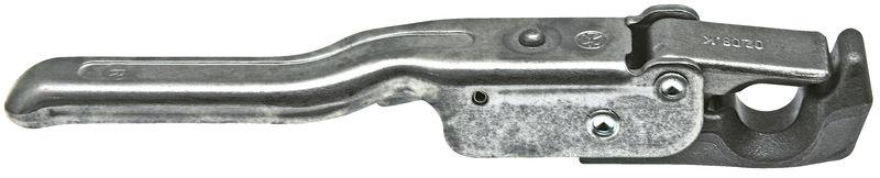 Karhák rovný výklopný 275 mm levý i pravý typ 664 N s automatickým nastavením háku