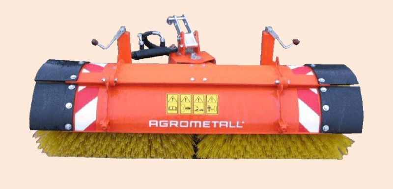 Zametač na malotraktor Agrometall ZK 4 UZ 1250