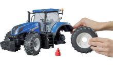 Bruder - traktor New Holland T7.315