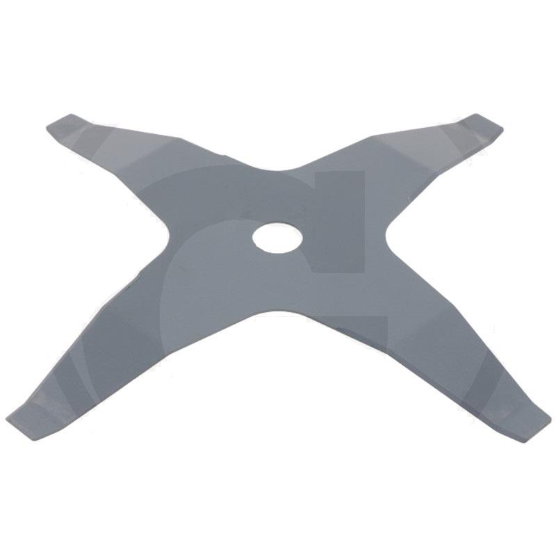Nůž 304 mm se 4 zuby pro zahradní robotické sekačky Sabo Mowit 500F, Tango E5