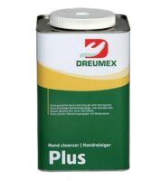 Dreumex Plus čistící gel na ruce žlutý 4,5 l s citrusovou vůní