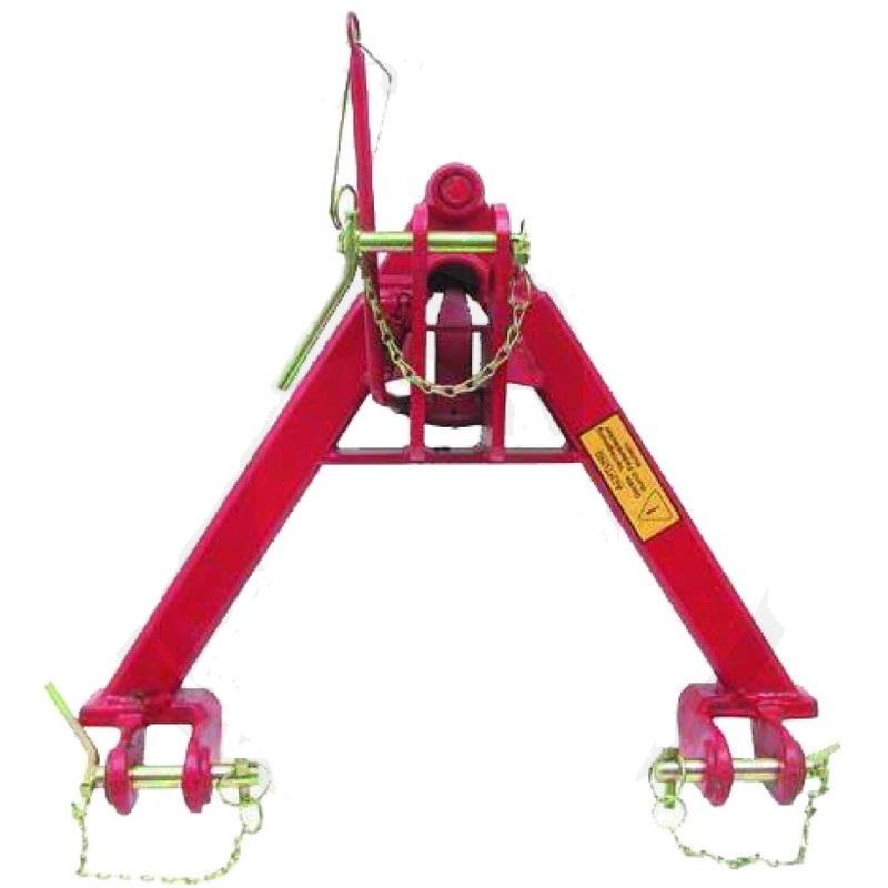 Trojúhelníkový mezirám kat. 0 do 400 kg