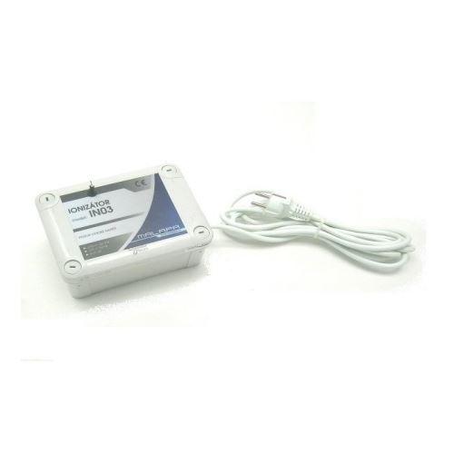 Ionizátor vzduchu IN03 pro místnosti do 150 m3