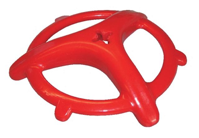 Hračka pro selata kruh s řetězem