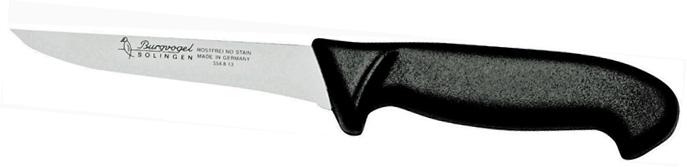 Řeznický vykosťovací nůž BURGVOGEL Solingen 13 cm