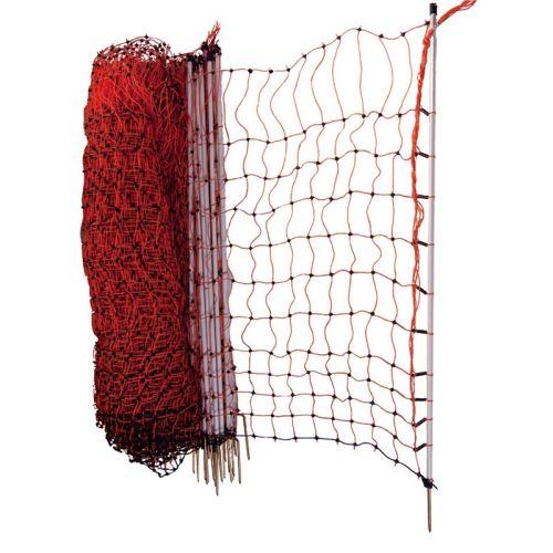 Vodivá ovčí síť Chapron 90 cm/50 m 1 hrot pro elektrický ohradník