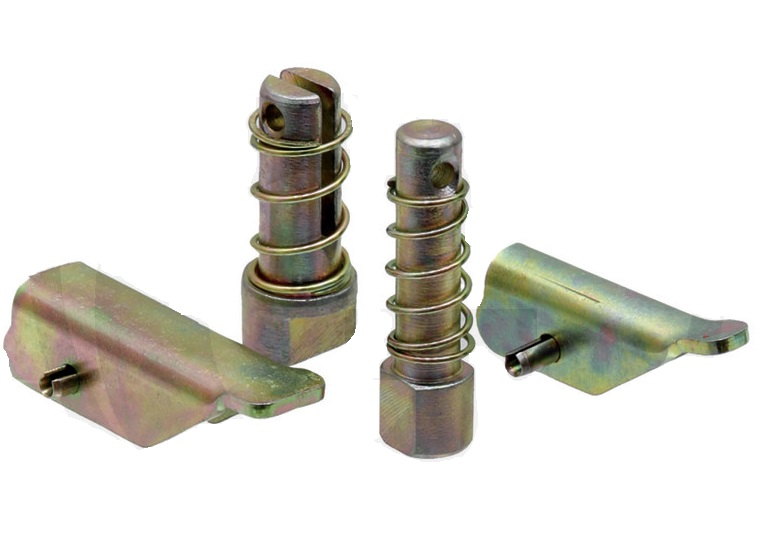 Pojistka hrotů pro paletizační vidle ISO / FEM 1 + 2