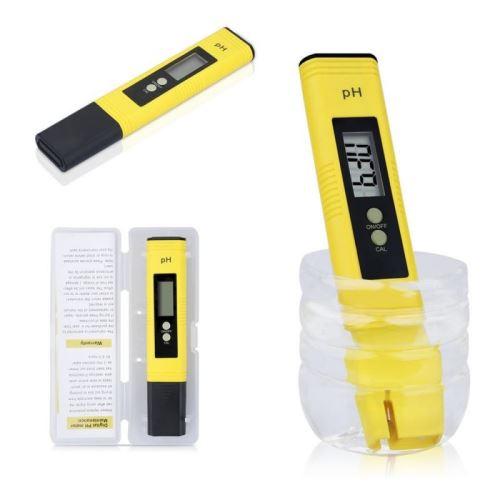 Digitální pH metr přenosný pH tester s LCD displejem a vysokou přesností (1)