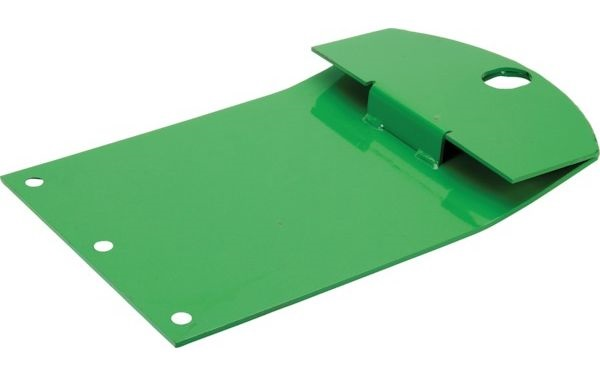 Skluznice, plaz žací lišty diskové sekačky Krone Easy Cut dvojitý okraj