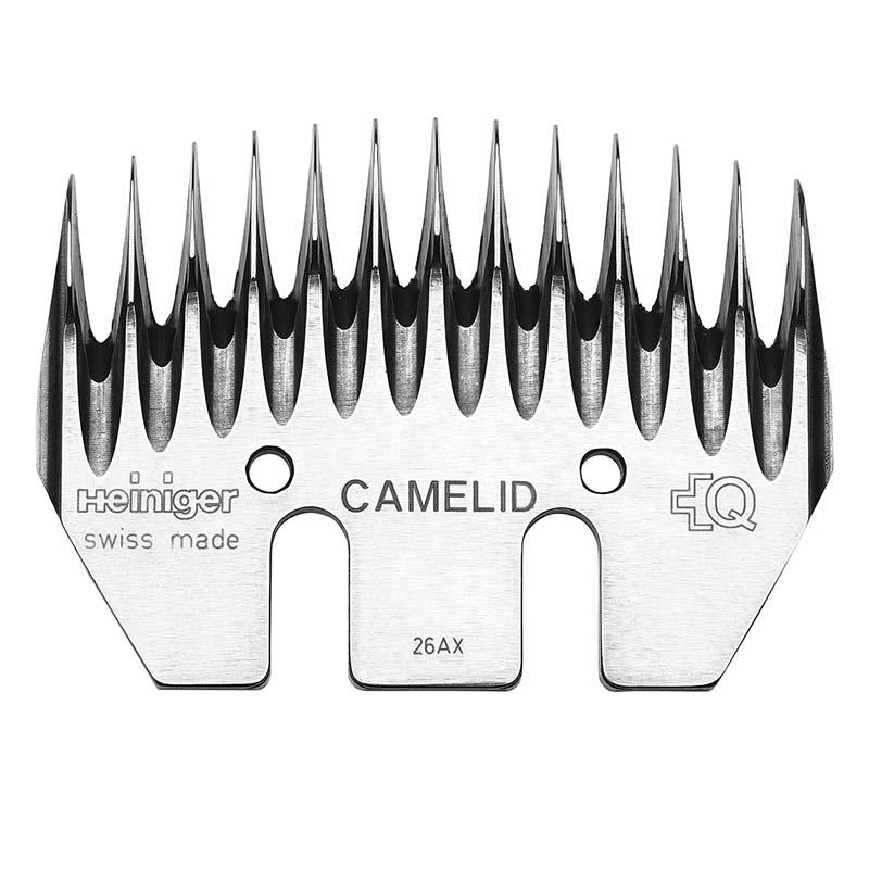 Heiniger CAMELID 35/90 spodní nůž na stříhání lam alpak, vikuní, guanaků, velbloudů