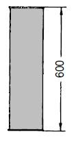 OKR 160 Trubka Kongskilde 0,6 m pozinkovaná