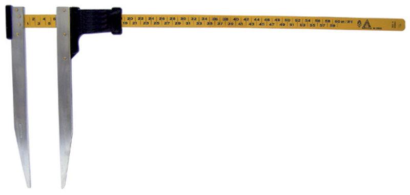 Lesnická průměrka Waldfix 60 cm kalibrovaná