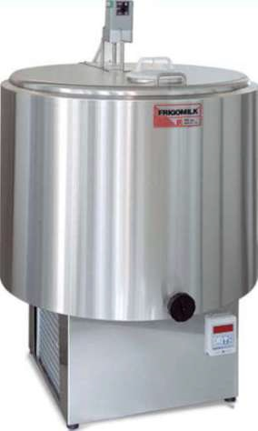 Chladící tank na mléko Frigomilk G1 na chlazení 200 l mléka, 2 nádoje