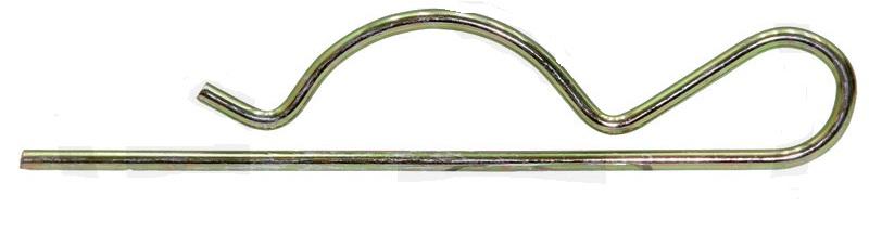 Závlačka k žací liště série 600 vhodná pro John Deere